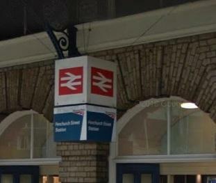 Fenchurch St Station