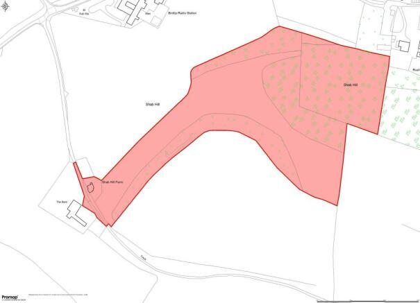 Shab Hill Farm Plan