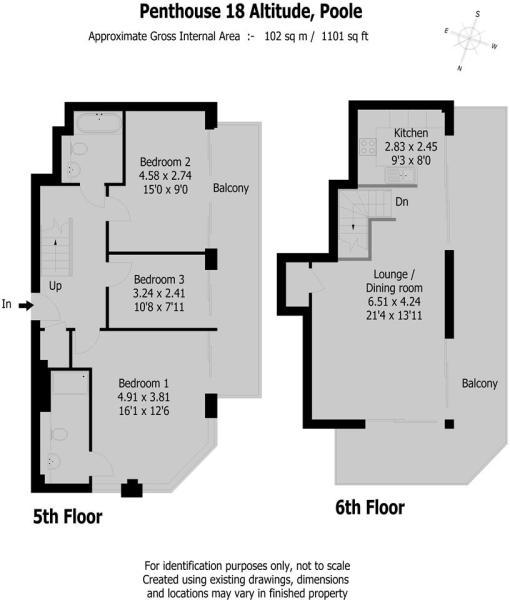 Penthouse 18 Altitud
