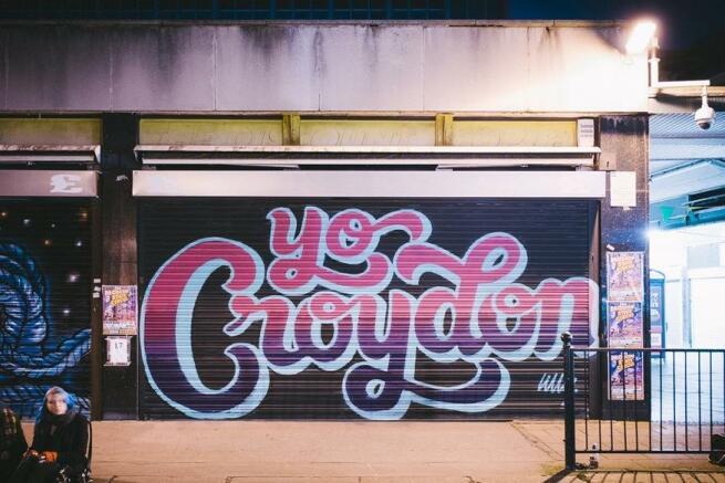 Croydon Graffiti