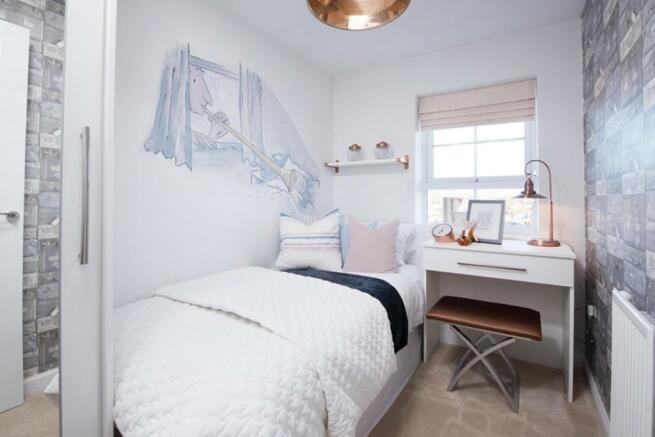 Folkestone bed 3