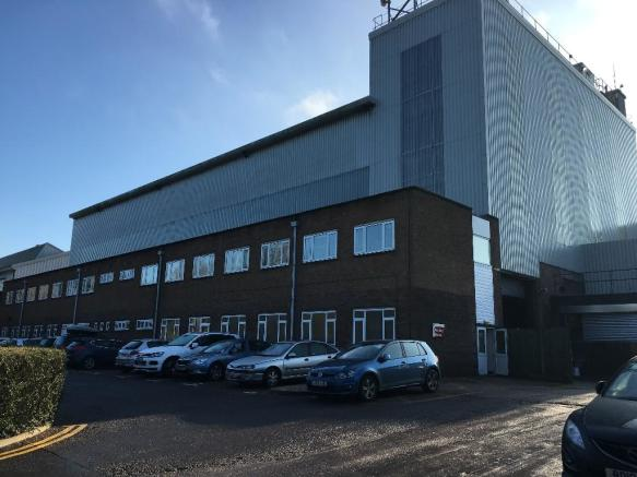 Warehouse To Rent In Dovedale Building Bretby Business Park - Cool cars bretby