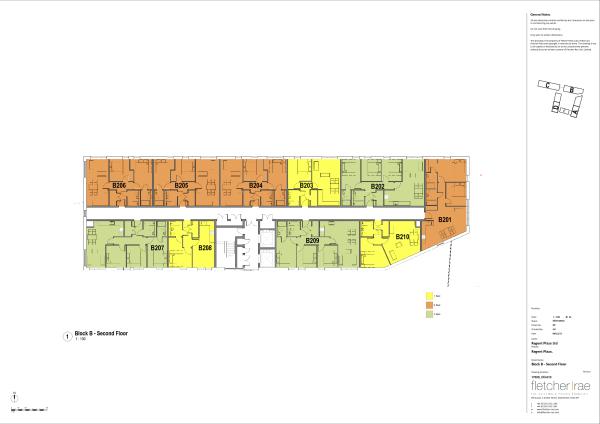 2nd Floor floorplan