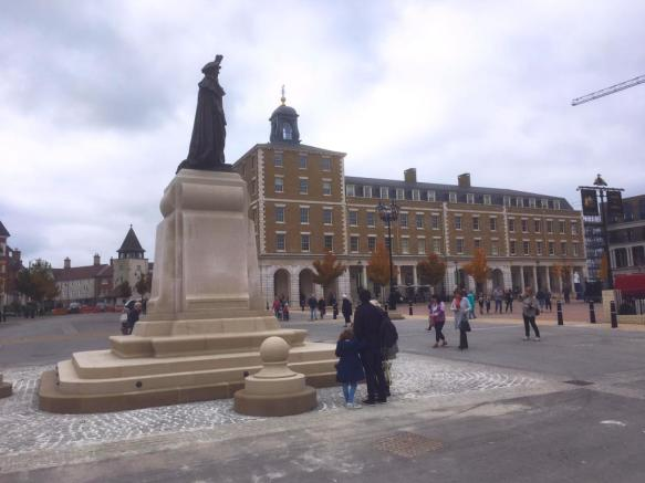Queen Mother Square