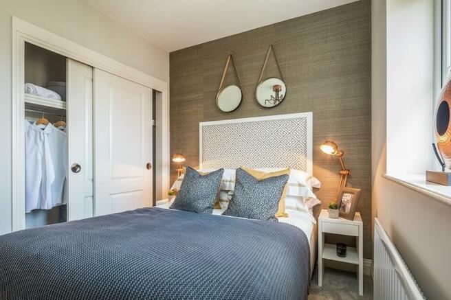 Indicatiev Bedroom