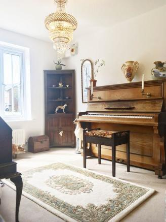 Study/ Piano Room