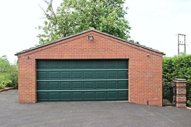 Double/Garage