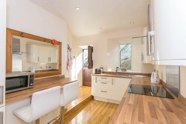 Lower Floor Kitchen