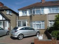 3 bed semi detached property to rent in Woodlands Avenue...