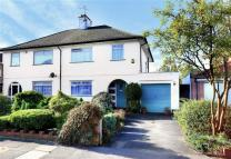 3 bed semi detached property in Boundary Road, Pinner