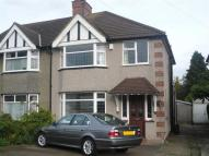 semi detached home to rent in Windermere Avenue...