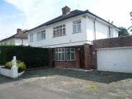 4 bed semi detached property in Cannonbury Avenue, Pinner