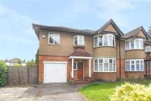 semi detached property to rent in Deane Croft Road...