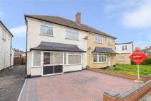 semi detached home for sale in Field End Road, Eastcote...