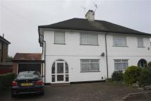 3 bed semi detached home to rent in Boundary Road, Pinner