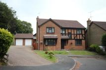 Detached home for sale in Cherry Tree Close...