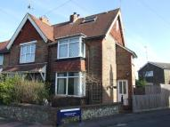 4 bed semi detached property for sale in Penfold Road, Worthing...