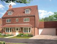 5 bedroom new property for sale in Warwick The Fieldings...