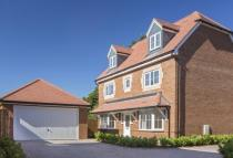 Detached house for sale in Warwick Plot 16 The...