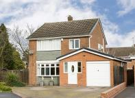 Detached house in Cheshire Drive, Belmont...