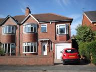semi detached home for sale in Percy Terrace...
