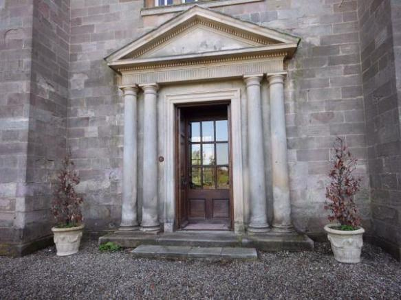 Peel House Entrance