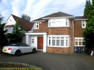 5 bedroom Detached property in Edgwarebury Lane...