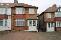 3 bedroom semi detached property to rent in Stanway Gardens, Edgware...