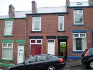 Terraced house in Cartmell Road, Sheffield...