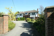 4 bed Detached property for sale in Ferndown