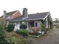 Nash Road Detached Bungalow for sale