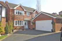 4 bed Detached property for sale in Nicholds Close, Coseley...