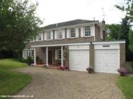 5 bedroom Detached house for sale in Pine Walk, Cobham...