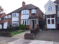 semi detached house in Hartsgreen Road...