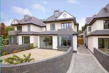 new house in Shirehall Park, London...