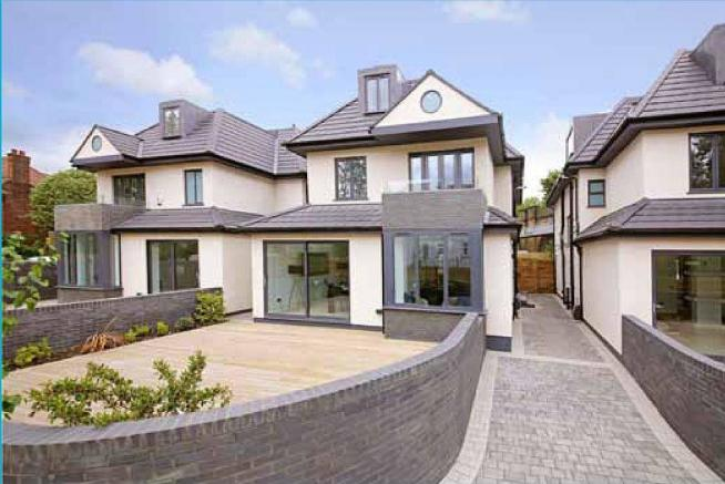 6 bedroom detached house for sale in shirehall park for I bedroom house for sale