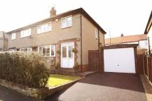 3 bed semi detached house for sale in 10, Cardan Drive, Ilkley...
