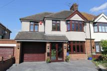 semi detached home in Ward Avenue, Grays...