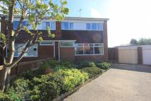 4 bedroom semi detached house in Silverstone Drive...