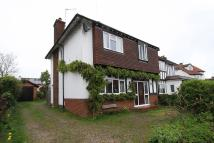 semi detached home for sale in 11 Park Road, Oswestry...