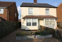 3 bed semi detached home for sale in Wycombe Road...
