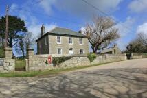 4 bedroom Detached house in Prospidnick, Helston...