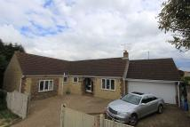 4 bedroom Detached Bungalow for sale in Crossfield Road, Navenby...