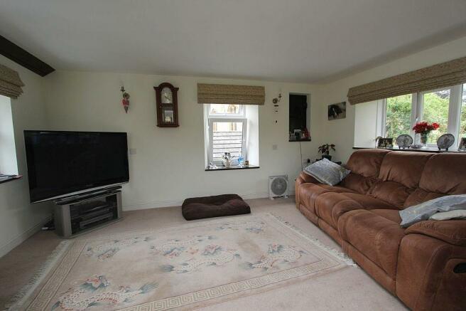 Annexe Lounge Area