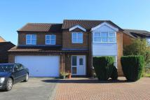 Detached house for sale in 10, Cotton-Smith Way...