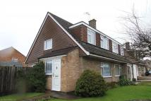 3 bed semi detached property in Brightwell Drive...