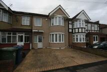 Terraced property in Rowland Avenue, Harrow...