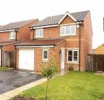 Detached home in Foxglove Fold, Whitwood...