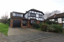 Detached home in Albany Close...