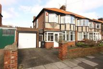 Dene Road semi detached property for sale